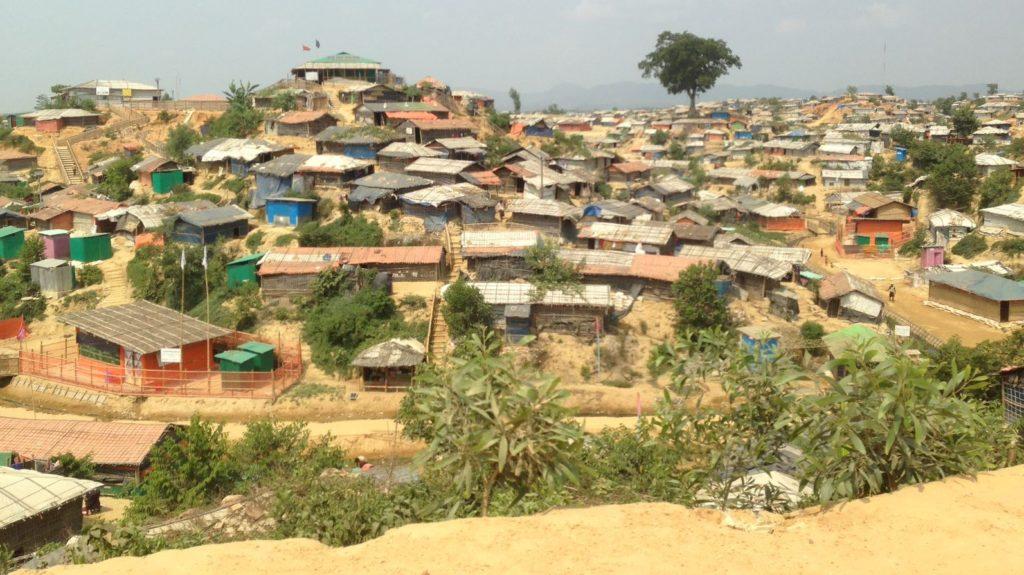 Bangladesh refugee camps