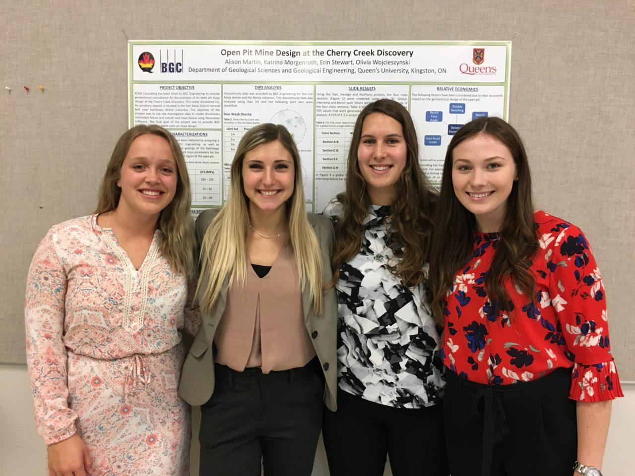 University team photo